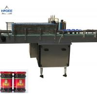 Quality Round Products Wet / Cold Glue Labeling Machine Wear Resisting Adjusted Manually for sale