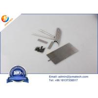 Quality Platinum Sheet Noble Metal Alloys High Purity Used For Indicator Electrode 0.15mm for sale