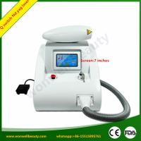 Quality Q switched nd yag laser for sale