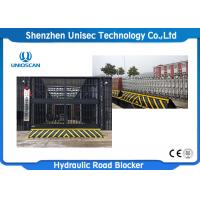 Quality Professional Hydraulic Road Blocker Security Equipment Reliable Structure for sale