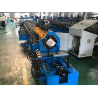 Quality Canada Top Hat Section Cold Roll Forming Machine for sale