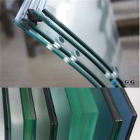 Quality High quality 5+5,6+6,8+8,10+10,12+12mm heat soaked toughened tempered laminated glass fact for sale