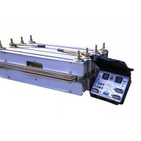 Buy cheap Aluminum Alloy Material Conveyor Belt Joint Machine With 18.82kw Power from wholesalers