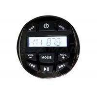 Quality 240W Waterproof Marine outdoor Stereo MP3 player With Bluetooth and RCA out for sale