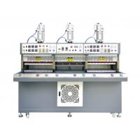 Quality Automatic Sports Shoe Making Machine Three Station For Hot Cold Blister Pressing for sale
