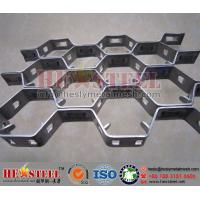 Hexmetal Refractory Anchor,Offset Hexmesh,Hexsteel with Lance,Clinch,HEX Mesh