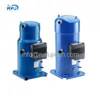 China 7HP Danfoss Performer AC Scroll Refrigeration Compressor SM084 Air Cooling Type on sale