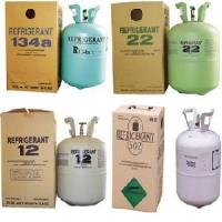 Quality Refrigerant Gas R134A R22 R12 R11 for sale