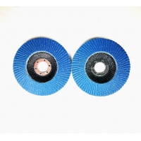 Quality 5 inch Stainless Steel VSM Zirconium Oxide Flap Disc for sale