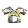 Buy cheap Custom printed window tea tin box from wholesalers
