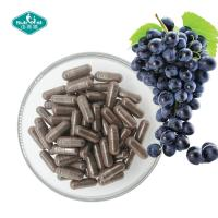 Quality Antioxidant Anti-aging whitening Grape Seed Capsule  of Health Food/Contract Manufacturing for sale