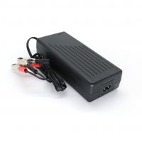 Quality EV Sealed 24V Lead Acid Battery Charger Short Circuit Protection for sale