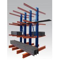 Quality Pipe Dual Sided Cantilever Heavy Duty Storage Racks System 4 Meters High for sale