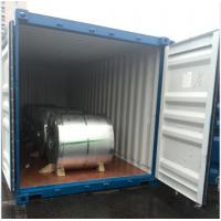 Quality Q195 Q195L SPCC Zinc Coated Steel Coil Metal Coils With Regular Spangle for sale