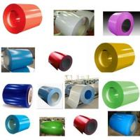 Quality 003 PPGI: prepainted COLOR steel coil for sale