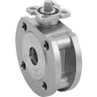 China 6 High Pressure Pneumatic Actuated Ball Valve Class 150 ISO 5211 Monuting Pad on sale