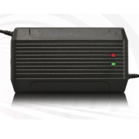 Quality TUV Approval 48v RCA Plug Lithium Battery Charger for Electric Vehicle for sale