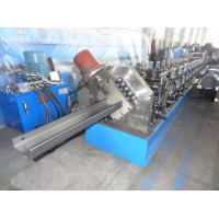 Quality C100-240 Manual Width Adjust Cee Purlin Roll Forming Machine for sale