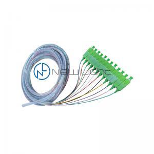 Quality 3M OM3 Duplex SC OFNR LSZH Optic Fibre Patch Cord FTTH for sale