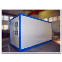 Quality Cheap Price Prefabricated Flat Pack Steel Container House for Office Camp or Home Accommodation Cabin for sale