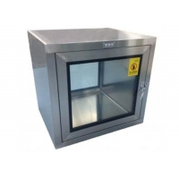 Buy cheap Clean Room Window Transfer Pass Through Box Customized Size from wholesalers