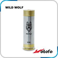 Quality Original A Mod Mech mod 26650 Wild wolf mod World Premiere and Limited Edition wholesale for sale