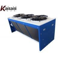 Quality Chinese Manufacturer Commercial super quality V type air cooled condenser/Refrigeration unit part for sale