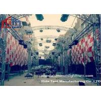 Buy cheap 300 x 300mm Aluminum Roof Truss System For Party Festival Celebration from wholesalers