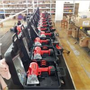 Quality Auto Steel Tying Machine / Rebar Tying Gun Building Construction Equipment for sale