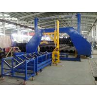 China Durable Plastic Pipe Welding Machine , CNC Tube Large Pipe Cutting Machine on sale
