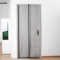 Quality Fiberglass Magnetic Screen Door Curtain Commercial Easy To Assembling for sale