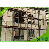 China 120Mm insulated precast concrete panels for high rising building exterior wall on sale
