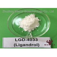 China Pure SARMS Lgd 4033 Powder , Ligandrol Sarms For Muscle Growth CAS 1165910-22-4 on sale