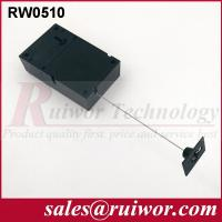 Best Adhesive Quadrate ABS Plate Retractable Security Tether For Retail Displays wholesale