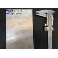 Buy cheap AZ31B AZ91D ZK60 ZM21 WE43 Magnesium Alloy Plate for CNC Engraving / Embossing from wholesalers