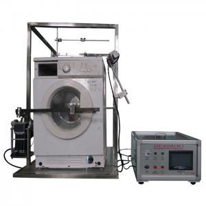 China IEC60335 PLC Automatic Washing Machine Door Performance Tester on sale