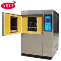 Best Stainless Steel Cold Thermal Shock Test Chamber for Electronic Industry wholesale