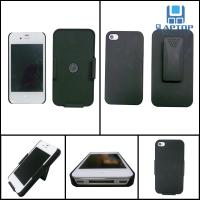 Best Black 100% brand new Iphone4 / 4S protect case silica gel case wholesale