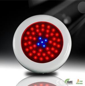 China High Efficiency hydroponic UFO LED Grow Light Kits 45 * 3W for Hydroponics Plant Growth on sale