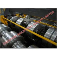 Quality Metal Corrugated Floor Deck Roll Former Production line for Rolling Steel Structural Building Material for sale