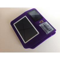 ABS Industrial Plastic NFC - Enabled POS Terminals Android 4.4 OS Based Multifunctional