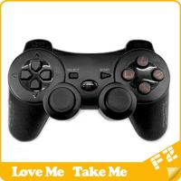 Best Wireless Bluetooth Dual Vibration 6 AXIS Game Controller for PS3 wholesale