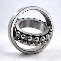 Quality Durable Self Aligning Ball Bearing 1203 17*40*12mm Double Row for sale