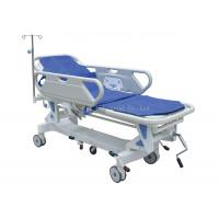 Quality Luxurious Folding Patient Transport Stretchers 520mm - 820mm High Low Range for sale