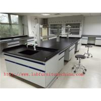 Quality Resistance To  Corrosion /  Acid / Alkali 3000 mm Blue  Science Lab  Furniture  Designs  For  Laboratory for sale