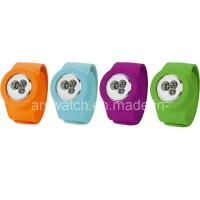 Quality Colorful Digital Slap Watch for sale