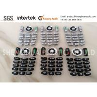 Quality China Mobile Phone Keypad with Buttons Mold Maker and Manufacturer for sale