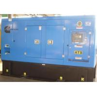 Quality Latest Cummins Silent Diesel Generator Set 30kw for sale