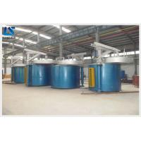 Quality Electrical Resistance Tempering And Annealing Furnace Pit Well Type 150kw Power for sale