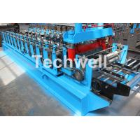 Quality 0-15m/min Forming Speed Cold Roll Forming Machine With Sheet Left And Right Traverse Movement for sale